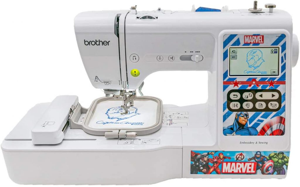 best sewing and embroidery machines