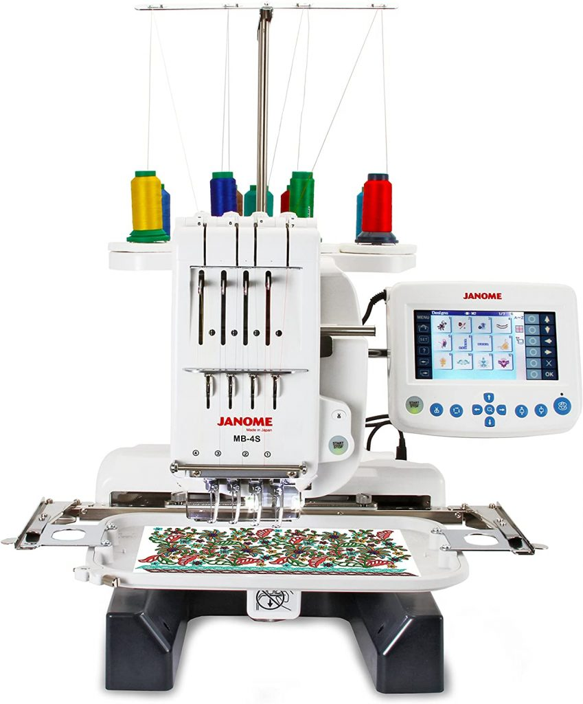 best commercial embroidery machines