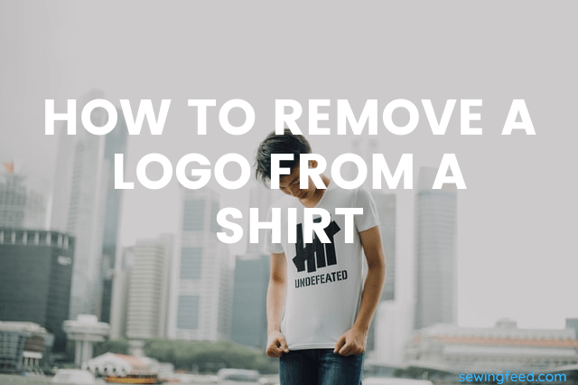 How to Remove Logos From Shirt