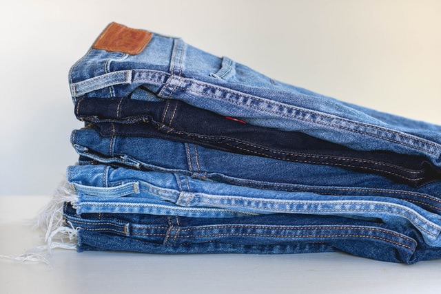 How to get smell out of black jeans