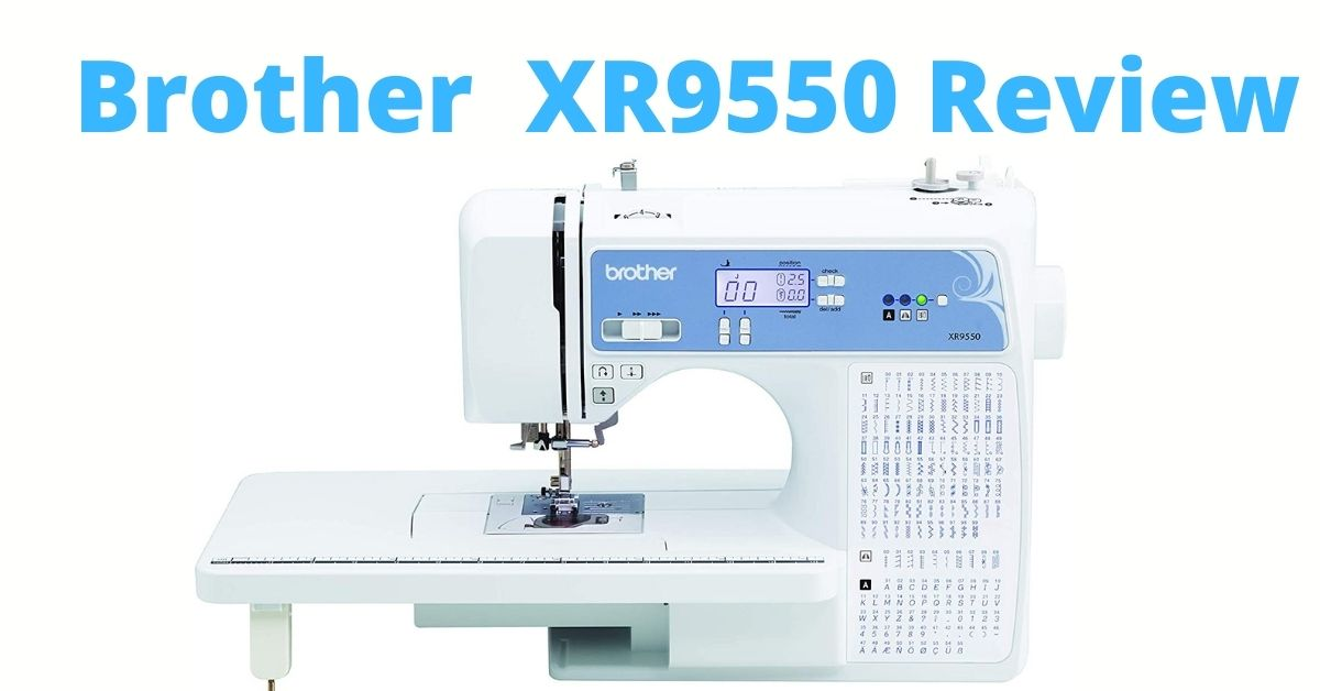 Brother XR9550 Review