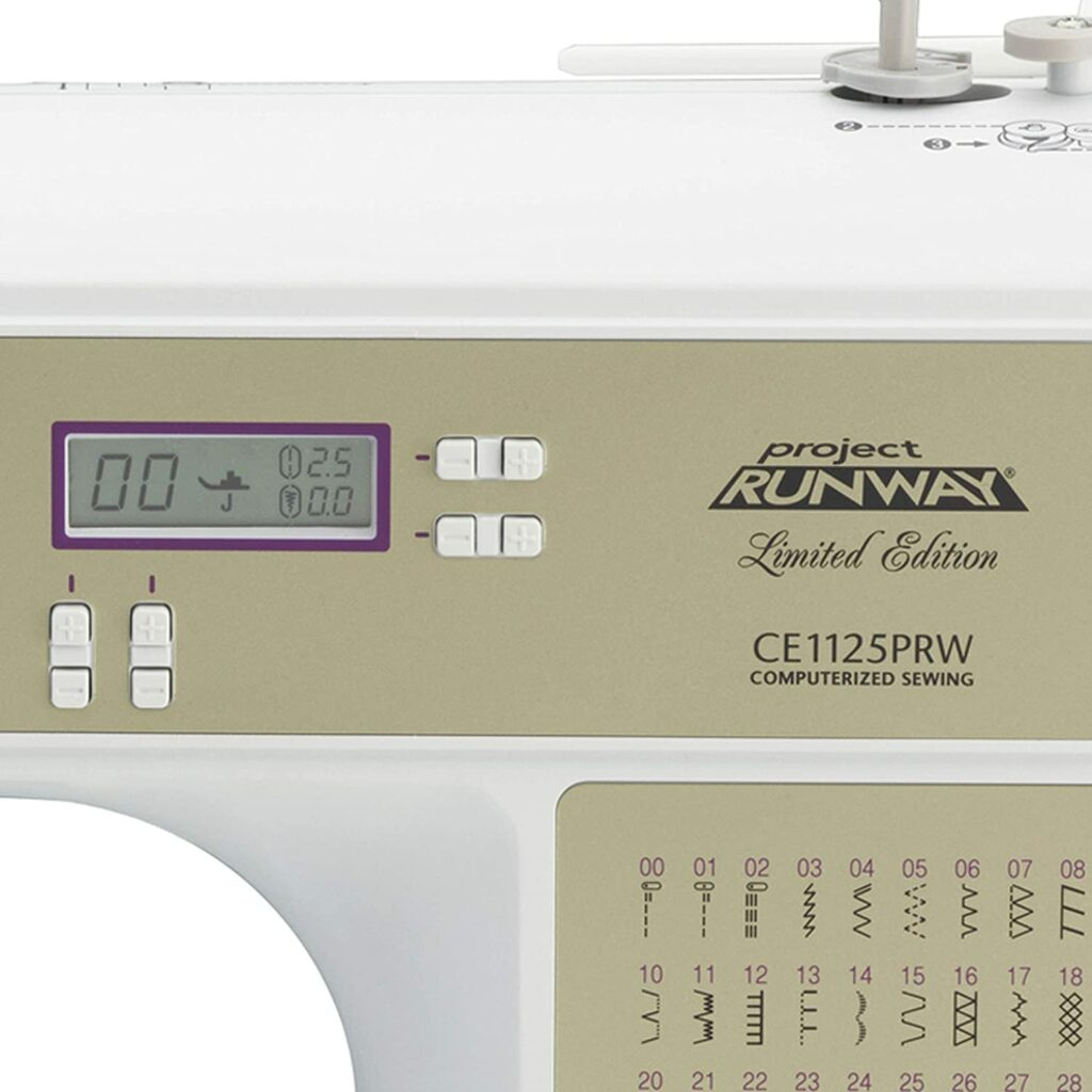 Brother CE1125prw Sewing Machine Review