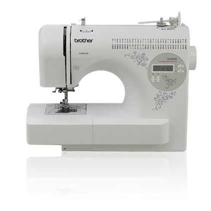 How to Thread a Brother SC6600 Sewing Machine