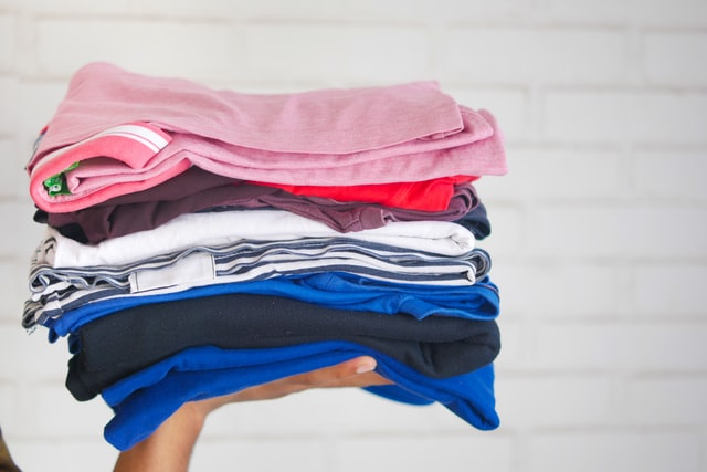 how to get oil out of clothes after drying