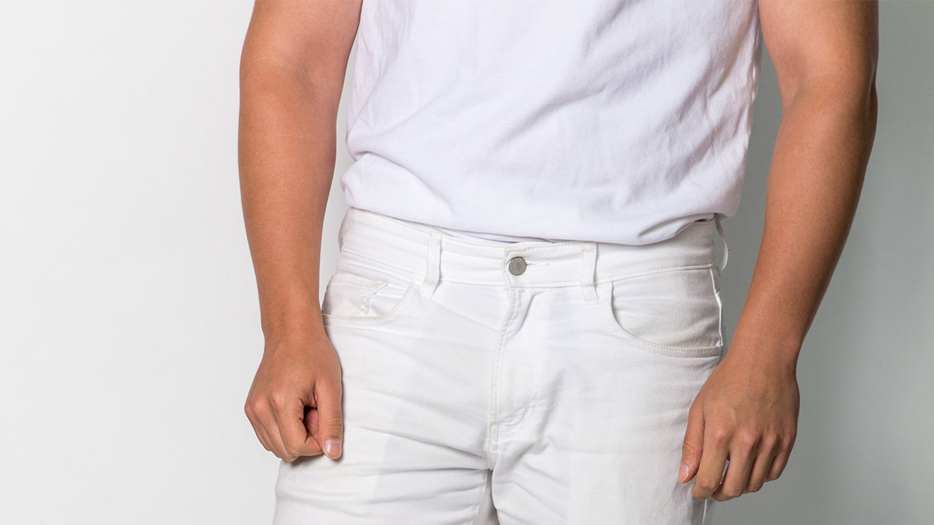 how to remove old stains from white jeans